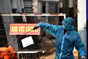 TP.HCM đóng cửa tạm thời chợ Dân Sinh ở quận 1