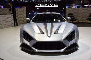 Siêu xe giá triệu USD đến từ Đan Mạch