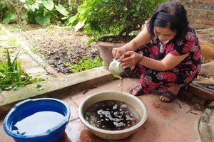 Hà Nội: Gần 80% người dân Sóc Sơn sống thiếu nước sạch