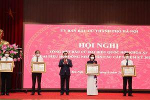 Hà Nội: Tập trung tổ chức thành công Kỳ họp thứ nhất, HĐND các cấp nhiệm kỳ 2021-2026