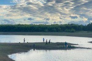 Hai học sinh tử vong do đuối nước ở hồ thủy lợi La Ngà