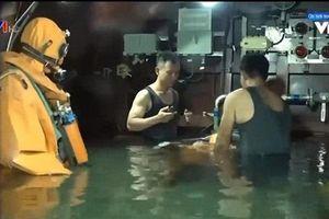 Hình ảnh ít biết thủy thủ tàu ngầm Việt Nam huấn luyện