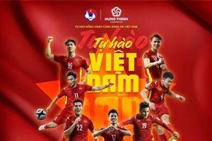 Tập đoàn Hưng Thịnh thưởng 2 tỷ đồng cho Đội tuyển bóng đá nam Việt Nam