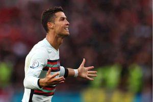 Cristiano Ronaldo xô đổ nhiều kỷ lục EURO
