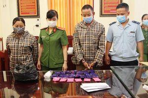 Thanh Hóa: Bắt giữ 2 nghi phạm mua bán 5.600 viên ma túy tổng hợp
