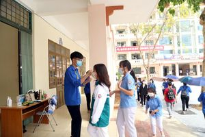 Điểm trung bình của học sinh thi vào Trường THPT Chuyên Lào Cai tăng mạnh