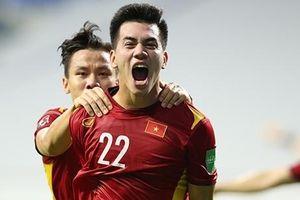 FIFA ấn tượng với thành tích đội tuyển Việt Nam và phong độ ghi bàn của Tiến Linh