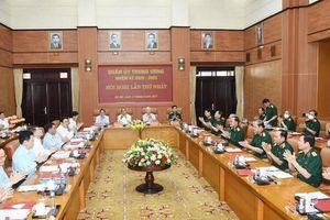 Tổng Bí thư Nguyễn Phú Trọng: Quân đội phải kiên quyết quét sạch chủ nghĩa cá nhân