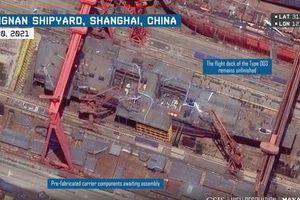 Tiến bộ trong công nghệ tàu sân bay Trung Quốc
