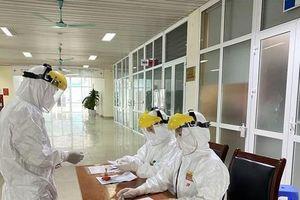 Hai mẹ con bán trái cây gần Công ty Pouyuen dương tính SARS-CoV-2