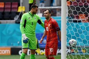 Ukraine - Bắc Macedonia 2-1: Tiếc quá, Pandev ơi!