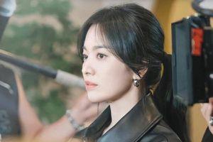 Song Hye Kyo tái ngộ màn ảnh nhỏ với 'phi công' kém 11 tuổi