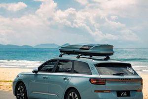 Chiếc ô tô 4 chỗ Trung Quốc vừa ra mắt giá chỉ hơn 200 triệu đồng có gì hấp dẫn?
