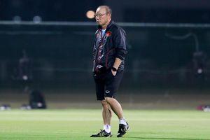 HLV Park Hang-seo không muốn Việt Nam gặp Hàn Quốc ở vòng loại thứ ba