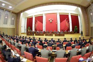 Đảng Lao động Triều Tiên tập trung thảo luận các vấn đề kinh tế