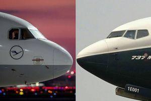 Anh-Mỹ đạt thỏa thuận đình chiến liên quan đến Airbus và Boeing