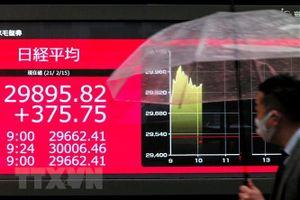 Chứng khoán châu Á biến động trái chiều trước tin Mỹ nâng lãi suất