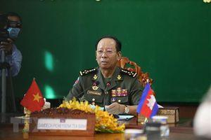 Campuchia: ADMM+ thể hiện quyết tâm đảm bảo đoàn kết, thịnh vượng