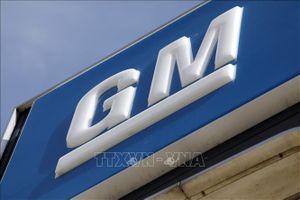 General Motors tăng đầu tư vào xe điện và xe tự lái