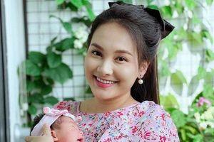 Cận nhan sắc cô con gái đáng yêu của Bảo Thanh 'Về nhà đi con'
