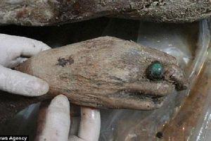 Bí ẩn xung quanh xác ướp 700 năm tuổi của người phụ nữ Trung Quốc