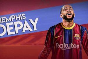 Depay xác nhận gia nhập Barca