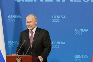 Nga-Mỹ gỡ rối nhiều vấn đề quan trọng sau thượng đỉnh tại Geneva