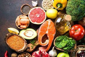 Thực phẩm bổ mắt, tăng thị lực