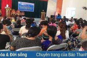 Bồi dưỡng kiến thức, kỹ năng thông tin, tuyên truyền về công tác dân tộc - tôn giáo cho phụ nữ xã Pù Nhi