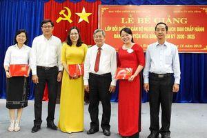 Huyện Hòa Bình, Bạc Liêu: Chuyển biến trong công tác cán bộ nữ