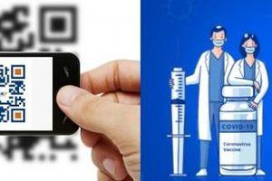 Tạo mã QR cho tài khoản Quỹ Vắc-xin phòng, chống Covid-19