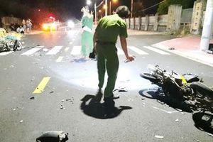 3 người thương vong trong vụ tai nạn giữa 2 xe máy