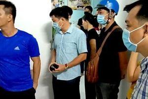 Tổ chức hoạt động 'tín dụng đen' gần nhà máy da giày Thái Bình