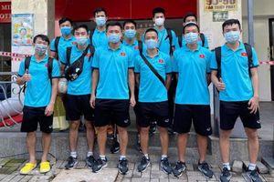 ĐT Futsal Việt Nam hoàn thành 21 ngày cách ly