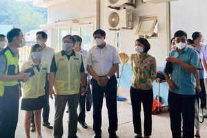 Thái Nguyên đối mặt nguy cơ cao dịch COVID-19 xâm nhập