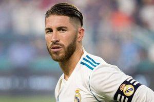 Sergio Ramos chia tay Real Madrid