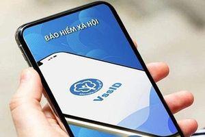 Ứng dụng bảo hiểm xã hội VssID bổ sung nhiều tính năng mới