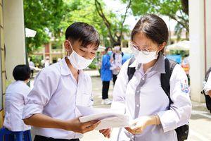 Hà Nội công bố đáp án, thang điểm các bài thi lớp 10