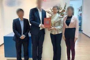 Vĩnh Phúc: Thu hồi quyết định bổ nhiệm con Bí thư Tỉnh ủy làm Phó Giám đốc Sở KH&ĐT