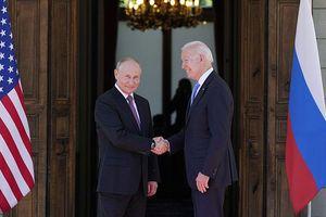 Thượng đỉnh Nga - Mỹ: Cuộc gặp 'thực dụng cho lợi ích hai quốc gia'