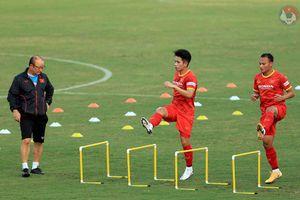 Thầy Park và gánh nặng World Cup