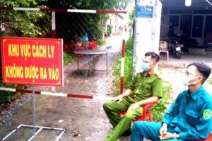 Hóc Môn cấm buôn bán tại chợ tự phát để ngăn dịch COVID-19