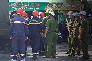 Bình Thuận khống chế một thanh niên leo lên lầu định tự tử
