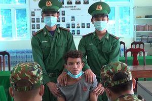 Bắt 1 người Lào vận chuyển trái phép 6.000 viên ma túy vào Việt Nam