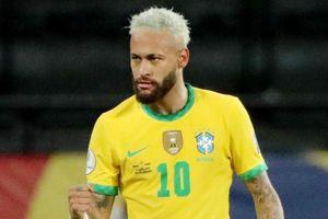 Neymar tỏa sáng giúp Brazil thắng đậm Peru