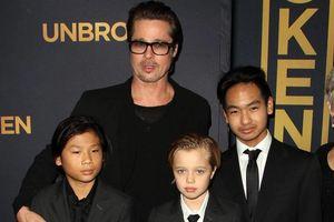 Ba người con từng muốn làm chứng chống lại Brad Pitt