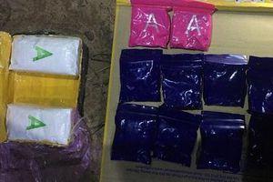 Nam thanh niên vượt sông đưa ma túy vào Việt Nam