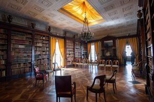 Thư viện đặc biệt ở Thụy Sĩ