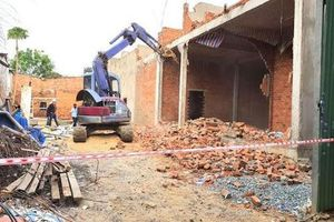 TP Hồ Chí Minh: Gần 300 công trình vi phạm trật tự xây dựng trong 5 tháng đầu năm 2021