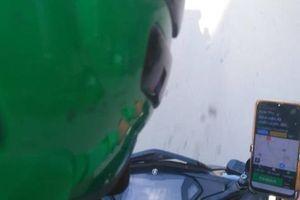 TP HCM: Một tài xế GrabBike dương tính với SARS-CoV-2